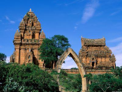 Tháp Chàm - Ninh Thuận